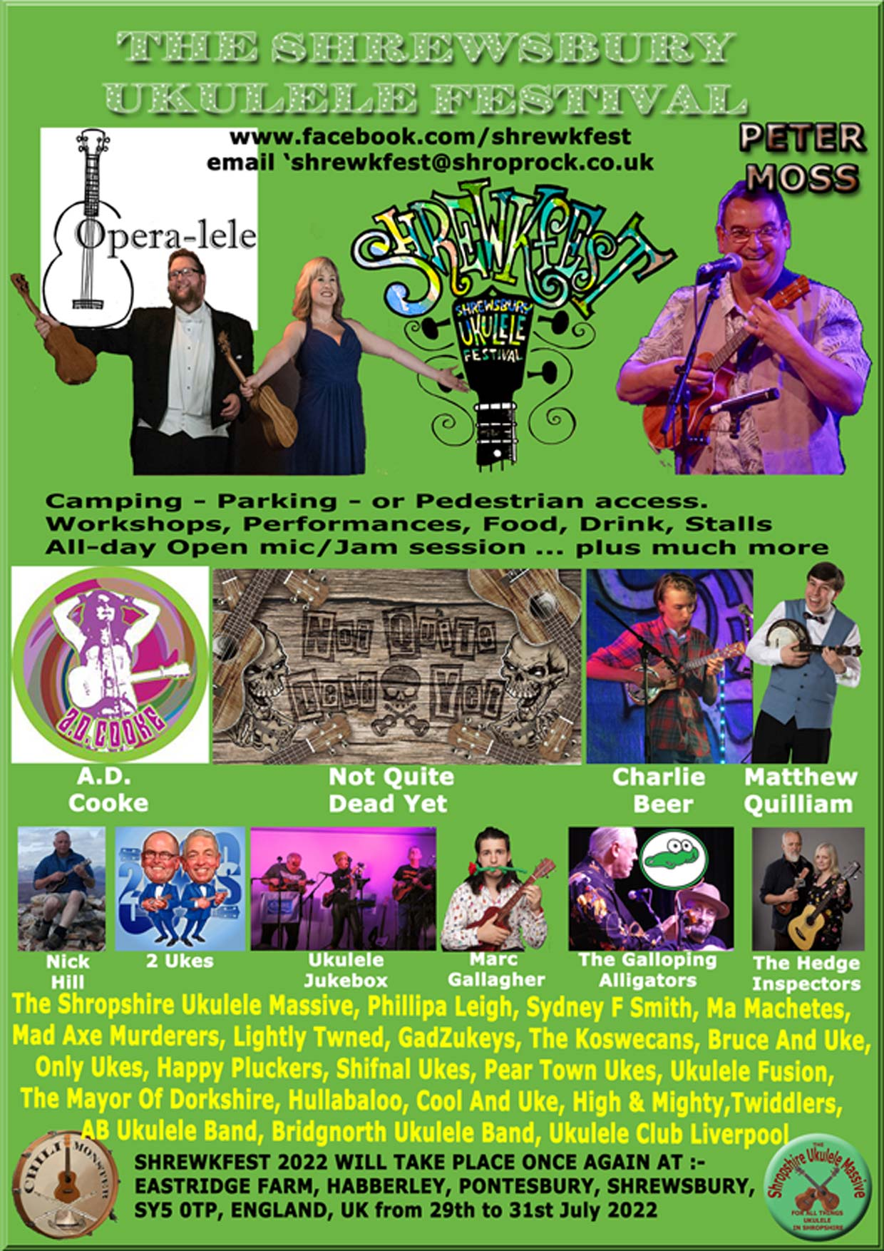 Click Here to go to Shrewkfest 2019 Info page