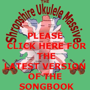 Please click here to download the latest version of the songbook